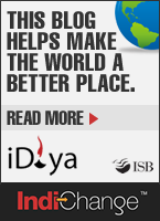 ISB iDiya for IndiChange - IndiChange Winner