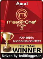 MasterChef India 2 IndiBlogger Contest Winner