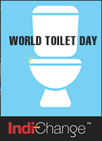 World Toilet Day IndiChange Participant