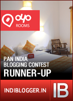 Oyo Rooms - Runner Up!