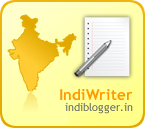 Member of IndiBlogger - The Largest Indian Blogger Community