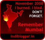 Nov 2008 - Remember Mumbai
