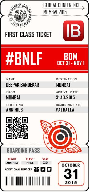 BNLF - Global Blogging Conference