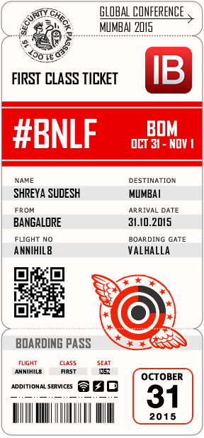 BNLF - Global Blogging Conference