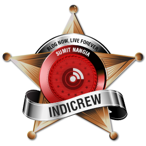 I'm on the BNLF IndiCrew!