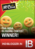McCain IndiBlogger Contest Winner