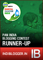 Banega Swachh India - Runner up!