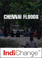 Chennai Floods IndiChange Participant