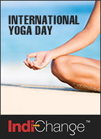 World Yoga Day IndiChange Participant