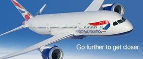 British Airways #MrAndMrs