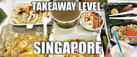 Takeaway level: Singapore