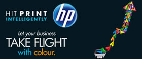 HP Take Flight with Colour Blogger Contest
