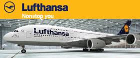 LUFTHNASA A380!