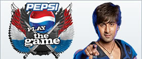 Pepsi contest for bloggers