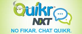 GET QUIKR NXT!