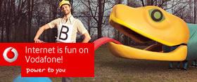 Vodafone IndiBlogger Contest