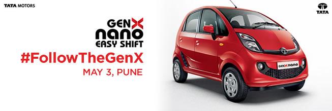 GenX Nano Easy Shift