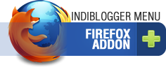 Download the IndiBlogger Menu for Firefox