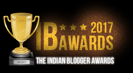 Indian Blogger Awards 2017