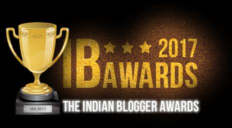 Indian Blogger Awards 2017